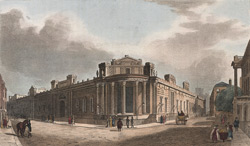 Bank of England from Cateaton Street